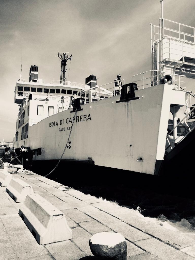 Le port de La Maddalena- Le goût du bonheur