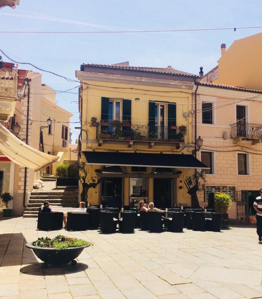 Le café La Maddalena -Le goût du bonheur